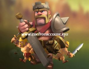 Clash of Clans Free Account From Google+