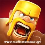 Free Clash of Clans Account Giveaway