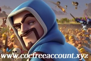 CoC Free Account 2018 TH 11