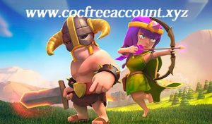 Clash of Clans Free Accounts from Facebook 2018
