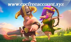 Clash of Clans Free Accounts from Facebook 2019