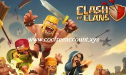 Free CoC Account Email and Password 2019